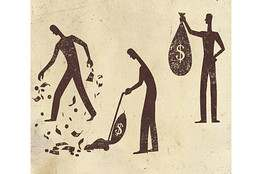 moneydropping